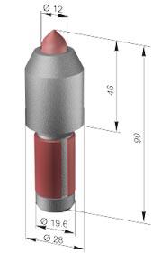 Резцы для буровых установок ДЗ-3