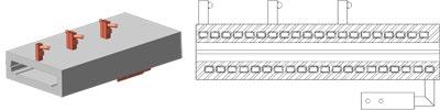 Керамические блоки исполнение 3