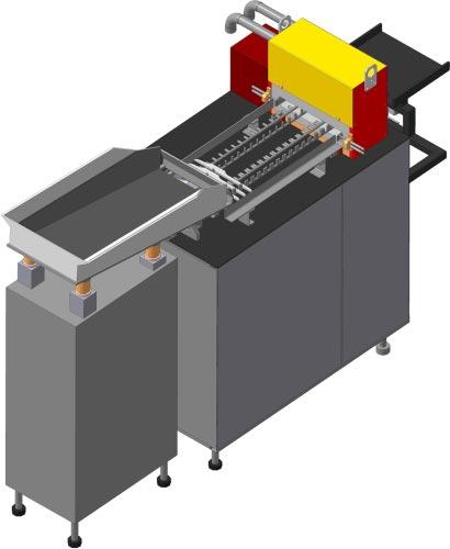 Автоматическое бункерное устройство типа bd-5